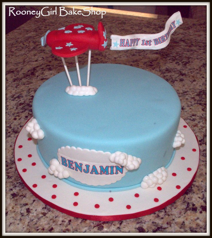 17 best images about birthday and cake decorations on for Airplane cake decoration