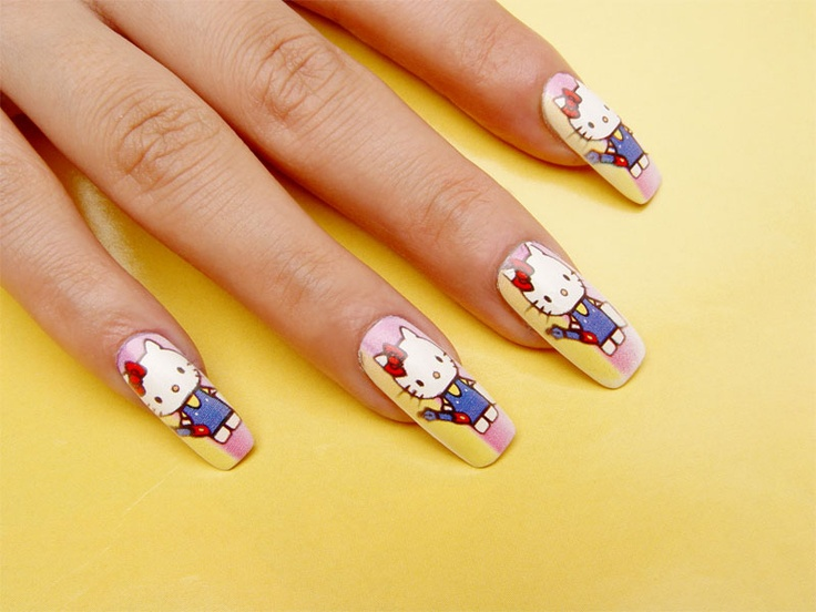 72 best crazy nail art images on pinterest beauty nail art crazy nail art crazy nail art and flower art gallery prinsesfo Choice Image