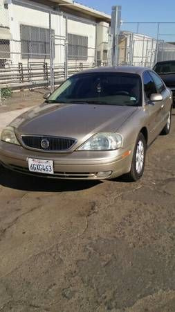 Mercury Sable LS 4 Door