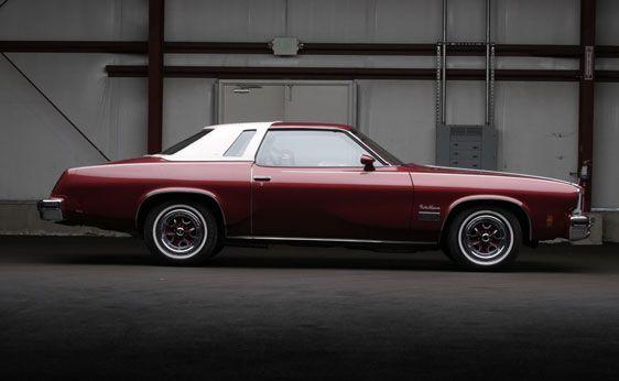 1975 Cutlass Supreme   1975 Oldsmobile Cutlass Supreme Colonnade Hardtop Coupe