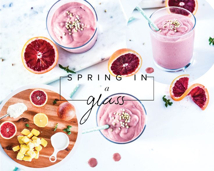 Spring time is here, and what better way to enjoy it than with the taste of a delicious smoothie! Our go-to yummy food guru @shelleysgoodeats has brought to us a step-by-step guide on this season&#…  #muraboutique #blog #healthy #smoothie #summer #drink #food #yum #bright #fruit