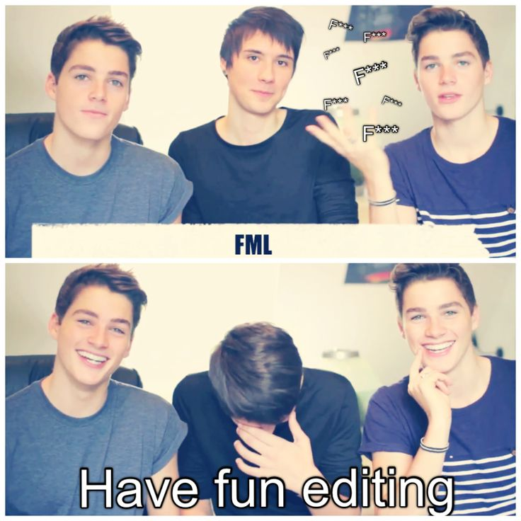 Danisnotonfire w/ twins Jack and Finn