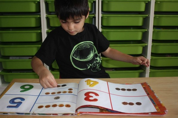counting coins book!