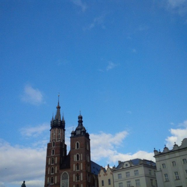 #love #this #city #cracow #old #town #architecture #poland #beautiful | Kraków, Poland