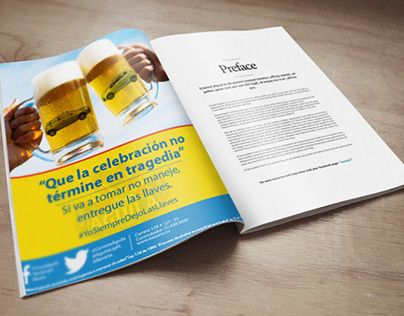 """Check out new work on my @Behance portfolio: """"Campaña Social Bavaria S.A."""" http://on.be.net/1KVnYDi"""