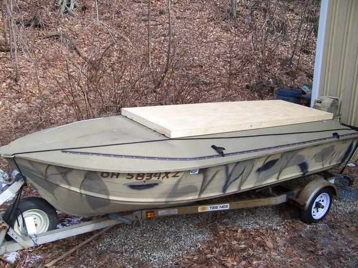Best 25+ Duck boat blind ideas on Pinterest | Duck boat ...