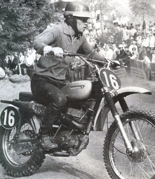 1967年 世界選手権(ベルギー)にて