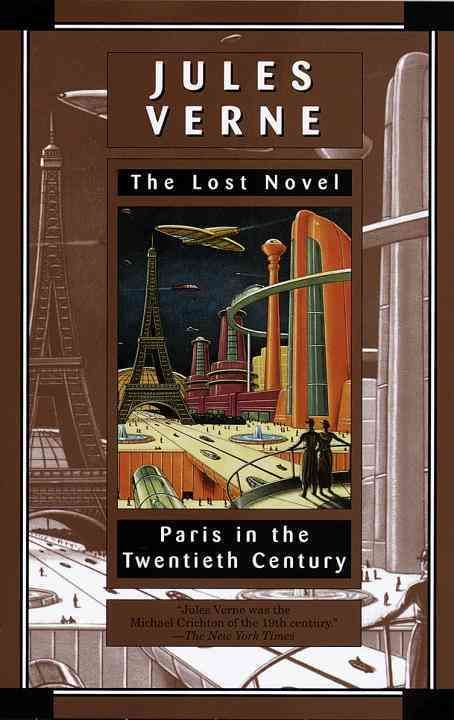 THE LITERARY DISCOVERY OF THE CENTURY In 1863 Jules Verne, famed author of 20,000 Leagues Under the Sea and Around the World in Eighty Days, wrote a novel that his literary agent deemed too farfetched