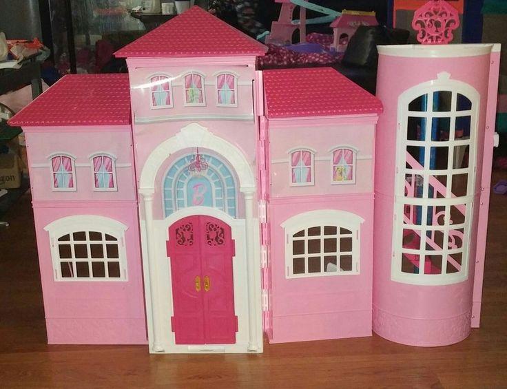 Barbie Dolls Hello Dreamhouse Dollhouse W Kitchen: 1000 Best Images About BARBIE