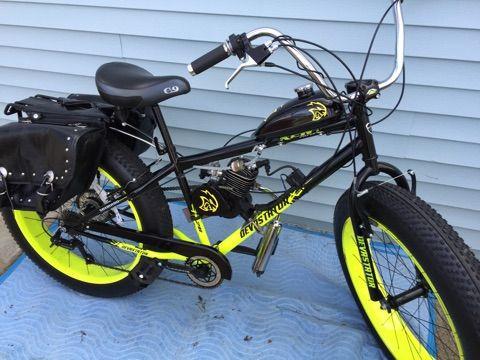 Metro Detroit Craigslist Bikes by Owner section Motor City ...