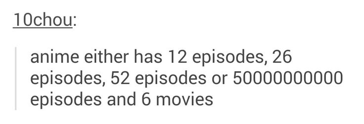 OR A MANGA THAT YOU HAVE TO READ TO KNOW WHAT HAPPENS AFTER BECAUSE THE PRODUCERS MAKE UP THE ENDING OR JUST END THE ANIME LIKE WTF
