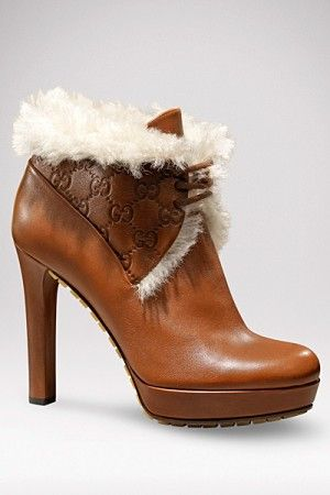 Collection chaussures Gucci automne/hiver 2011-2012 - Blog Chaussures