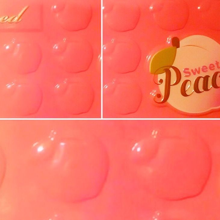 Sweet Peach Too Faced Palette, Foto e Preview - Nuvole di Bellezza