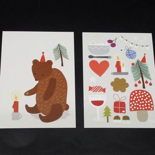 Vielä ehdit hankkia ihanimmat joulukortit ja toivottaa joulutervehdykset ennen joulua!✉ #joulukortteja #joulukortti