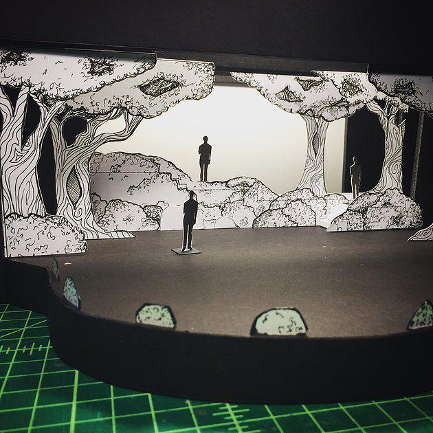 Children S Church Stage Design Ideas: 25+ Best Ideas About Scenic Design On Pinterest