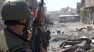 TERRORISTS ANNIHILATED IN HAMA Ziad Fadel / 22 hours ago image: DAMASCUS:…
