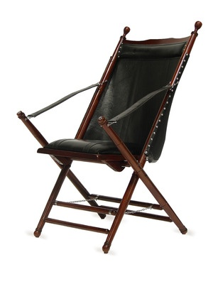 Stanford Folding Chair By Palecek On Gilt Home Chairs
