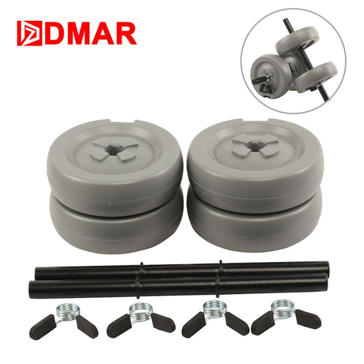 Sale DMAR 2pcs Water Adjustable Dumbbells Weights Lifting Exercise Set Fitness Equipment Barbell Gym Muscle Build Workout Crossfit #DMAR #2pcs #Water #Adjustable #Dumbbells #Weights #Lifting #Exercise #Fitness #Equipment #Barbell #Muscle #Build #Workout #Crossfit