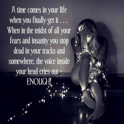 Short Sweet I Love You Quotes: If You've Had Enough Of Your Addiction Controlling Your