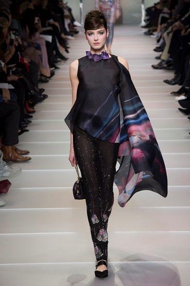 Sfilate Armani Privé - Alta Moda Primavera Estate 2018 - Collezione -  Vanity Fair 25f0cd7e494