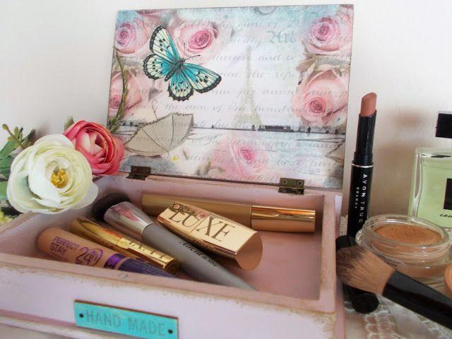 Ágness otthondekor blogja: Kedvenc smink és dekor