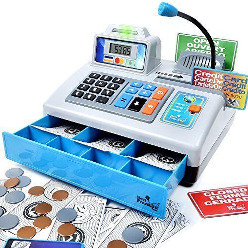 Deluxe Toy Cash Register : Best cash register games ideas on pinterest cleaning