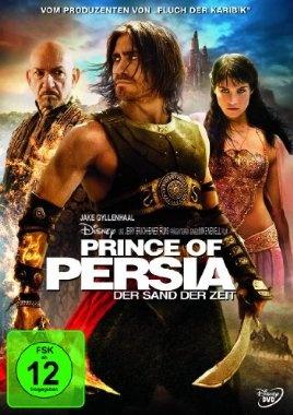 Prince of Persia: Der Sand der Zeit  2010 USA      IMDB Rating 6,6 (114.876)  Darsteller: Jake Gyllenhaal, Gemma Arterton, Ben Kingsley, Alfred Molina, Steve Toussaint,