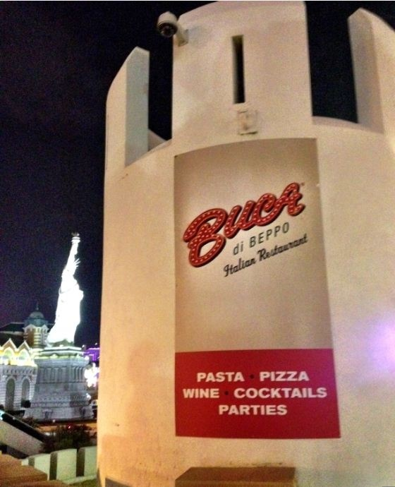 #BucadiBeppo #Vegas #Italian #restaurant #food #eat #celebrate: