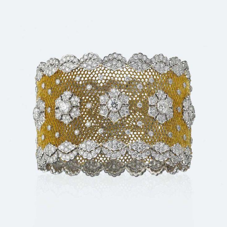 Buccellati - Bracelets - Caterina Bracelet - High Jewelry