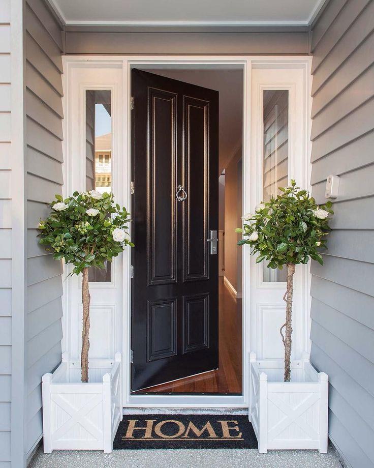 Best 25+ Front door decor ideas on Pinterest | Door ...
