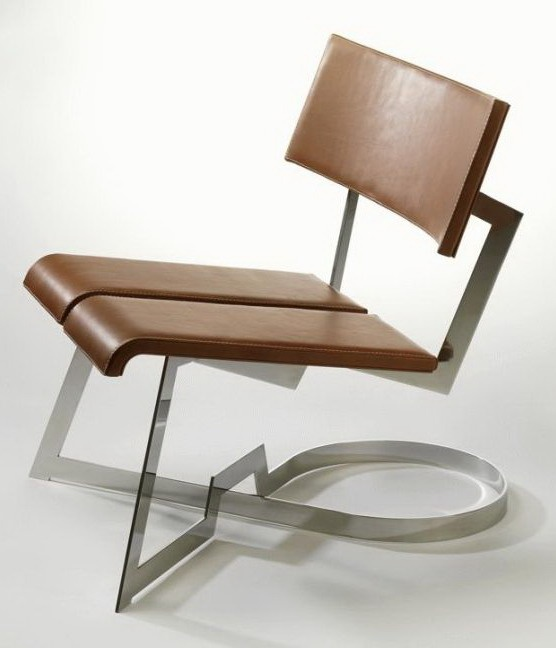 Dutch Designers Jos Kranen And Johannes Gille Have Created The Ocho Chair.