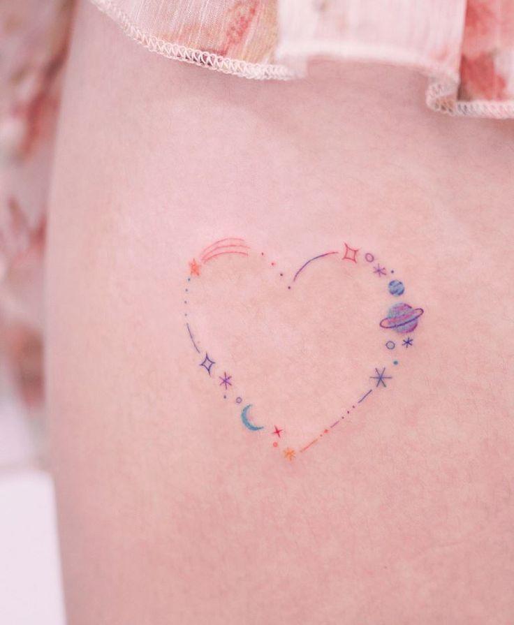 60 Best Cute And Small Tattoo Ideas – List Inspire #smalltattoos