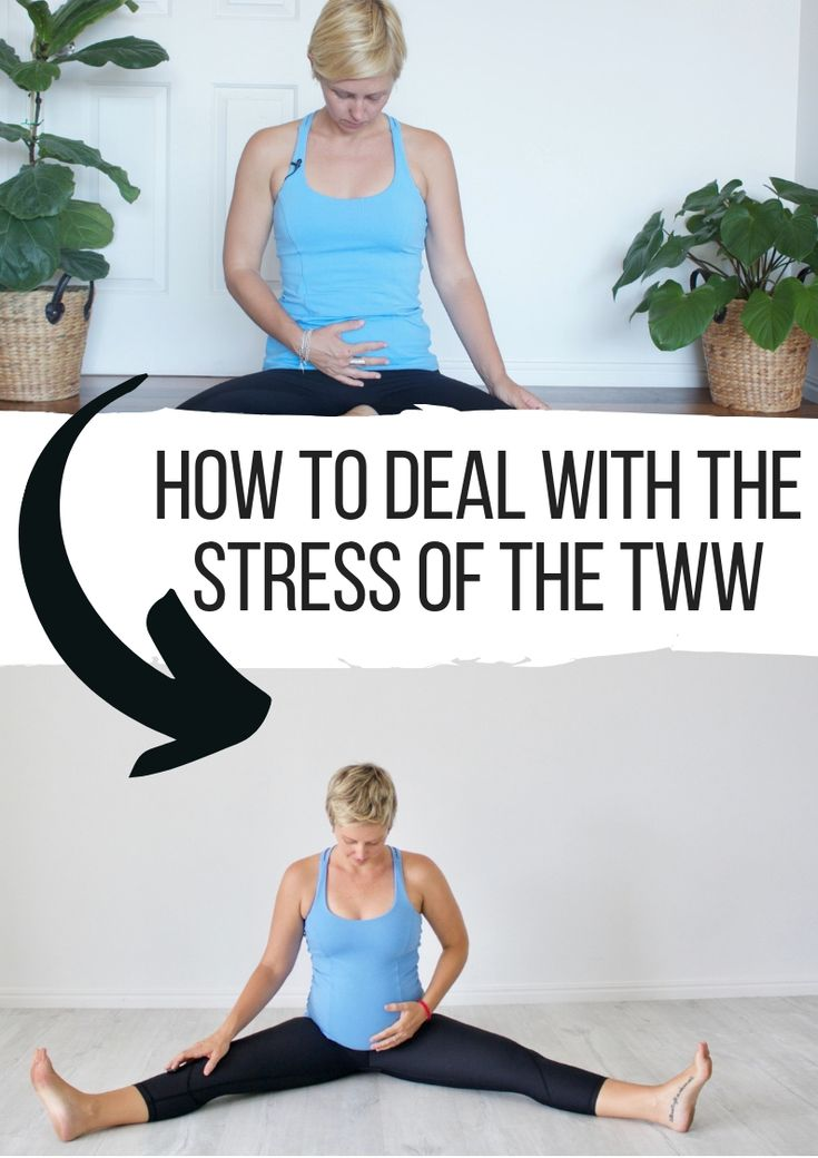 How to handle the stress of waiting two weeks   – Fertility