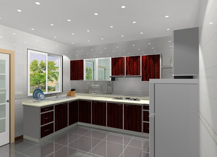 3D Home Architect Kitchen Bath Design