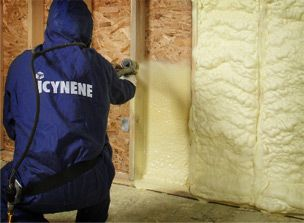 Open cell or closed cell spray foam insulation may be a good option for insulation new spaces that you are remodeling.