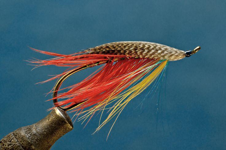 628 best Salmon flies images on Pinterest