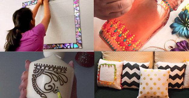 14 Adorable Craft Projects That'll Make Your Room Cooler And Take Less Than An Hour To Do