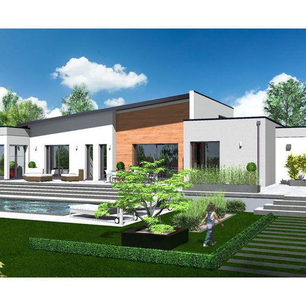 Modèle de maison Eos -  Retrouvez tous les types de maison à vendre - faire une extension de maison