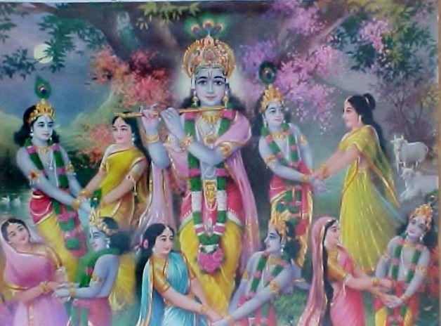 Krishna dance