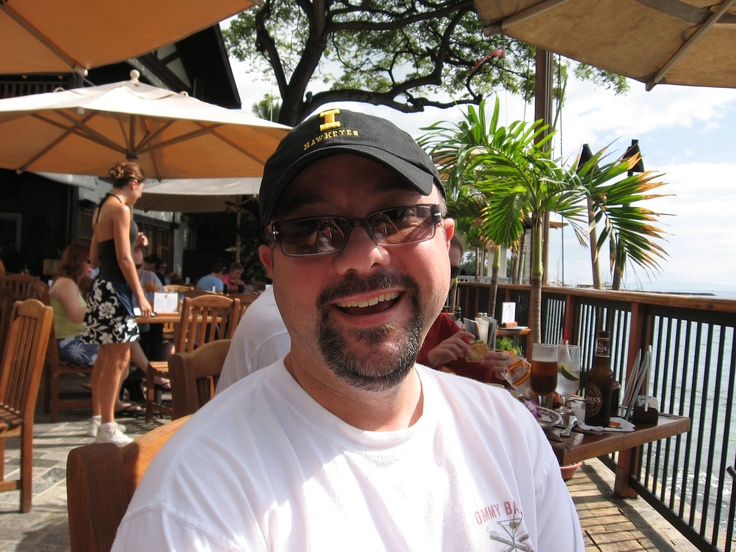 Bill in Maui