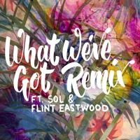What We've Got Remix feat. SOL & Flint Eastwood par Manatee Commune sur SoundCloud
