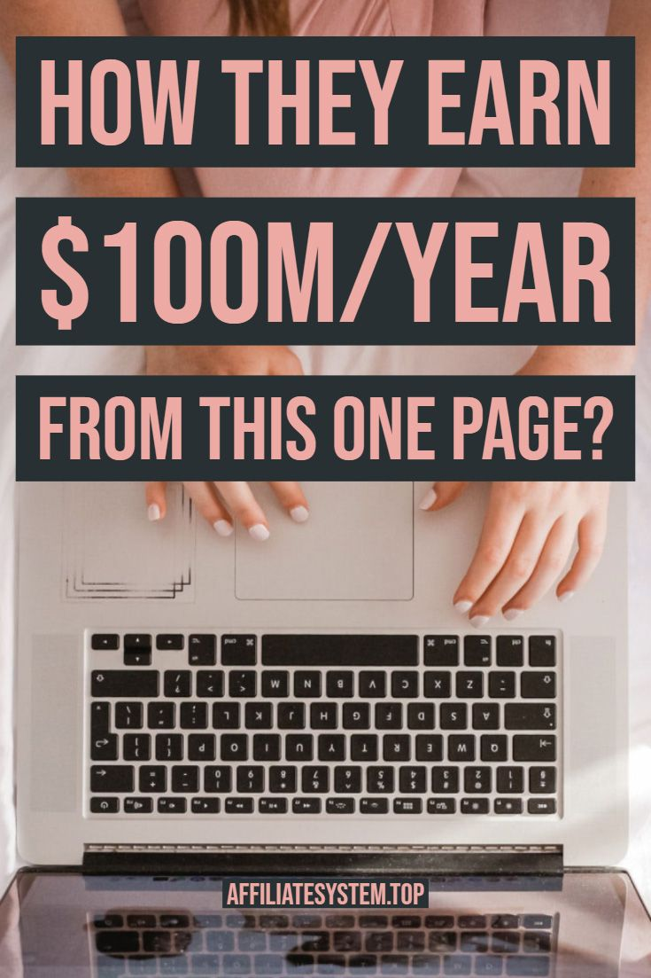 How They Earn $100M/Year From This One Page? – Top Affiliate System | Make Money Online | Marketing | Passive Income | Work From Home | Job | Blogg