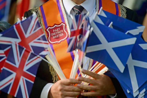 Independence referendum: Senior figures in the Orange Order describe Scottish nationalism as 'a divisive and evil enemy' - Daily Record