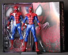 Marvel Large THE AMAZING SPIDER-MAN The Last Stand 12″ Large Statue Figure Figurine Doll Toys Free Shipping in stock
