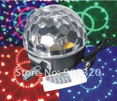 (36.00$)  Buy here  - Fresshipping Cheap price RGB LED Magic Ball Light With MP3 Player for Disco Party,KTV,Club,DJ Effect Light