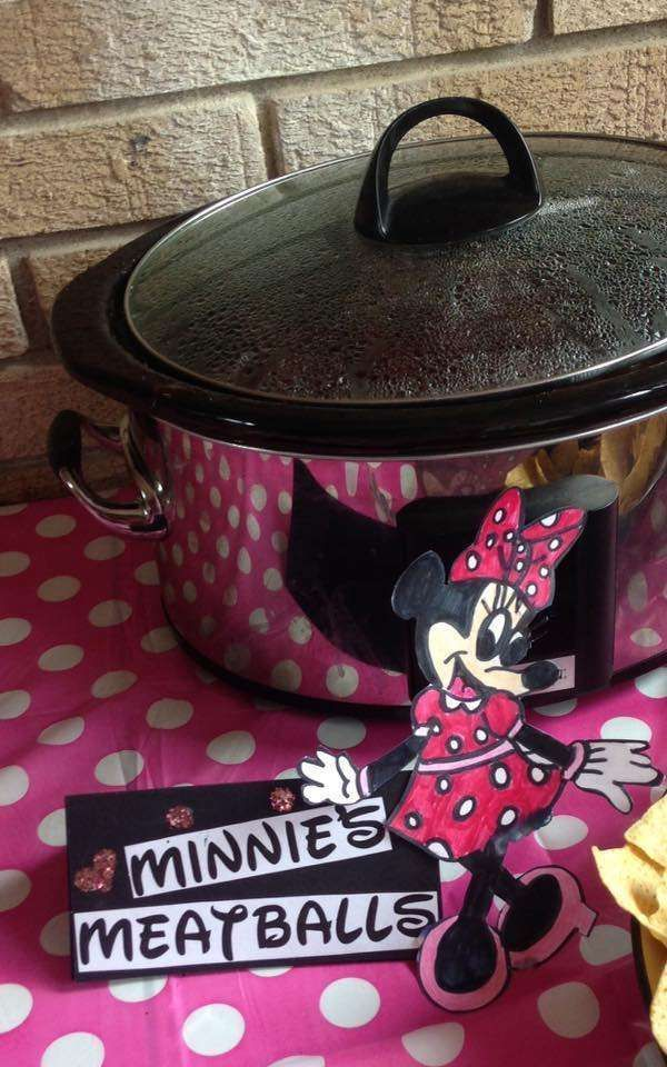 Minnie Mouse/ Mickey Mouse Clubhouse Birthday Party Ideas | Photo 1 of 23 #MickeyMouse