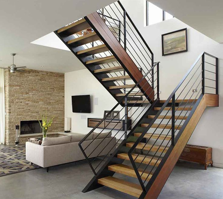 Best 25 stair design ideas on pinterest modern stairs Inside staircase in houses