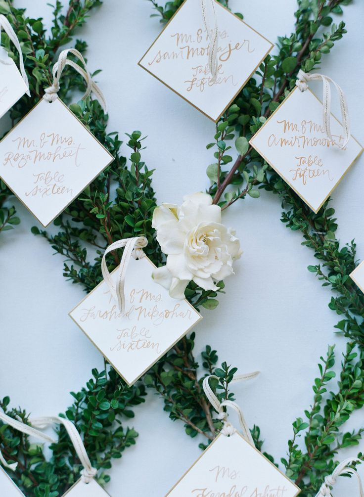 The Perfect Recipe for an Elegant Bel Air Wedding