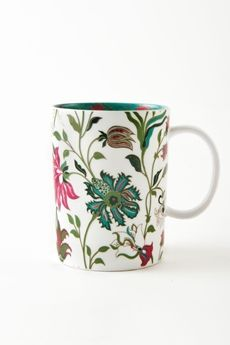 Goodearth - Nishaat Mug - White