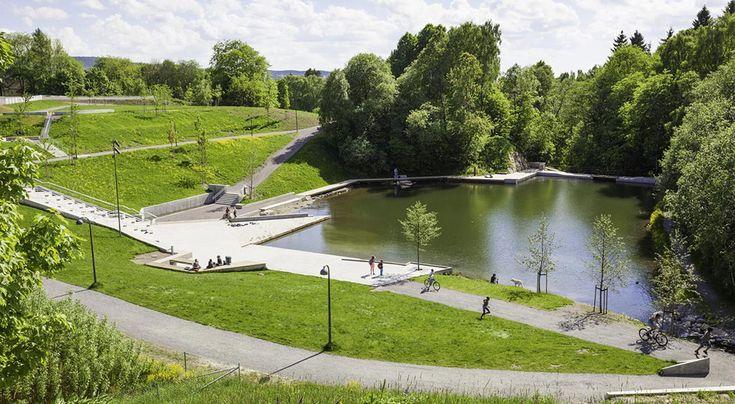Grorudparken-LINK_Arkitektur-01 « Landscape Architecture Works | Landezine